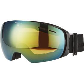 Alpina Granby Multimirror - Lunettes de protection - noir
